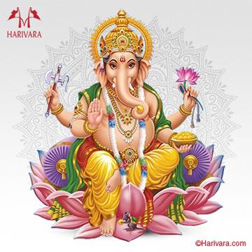 Ganapathi Homam Harivara Tamil